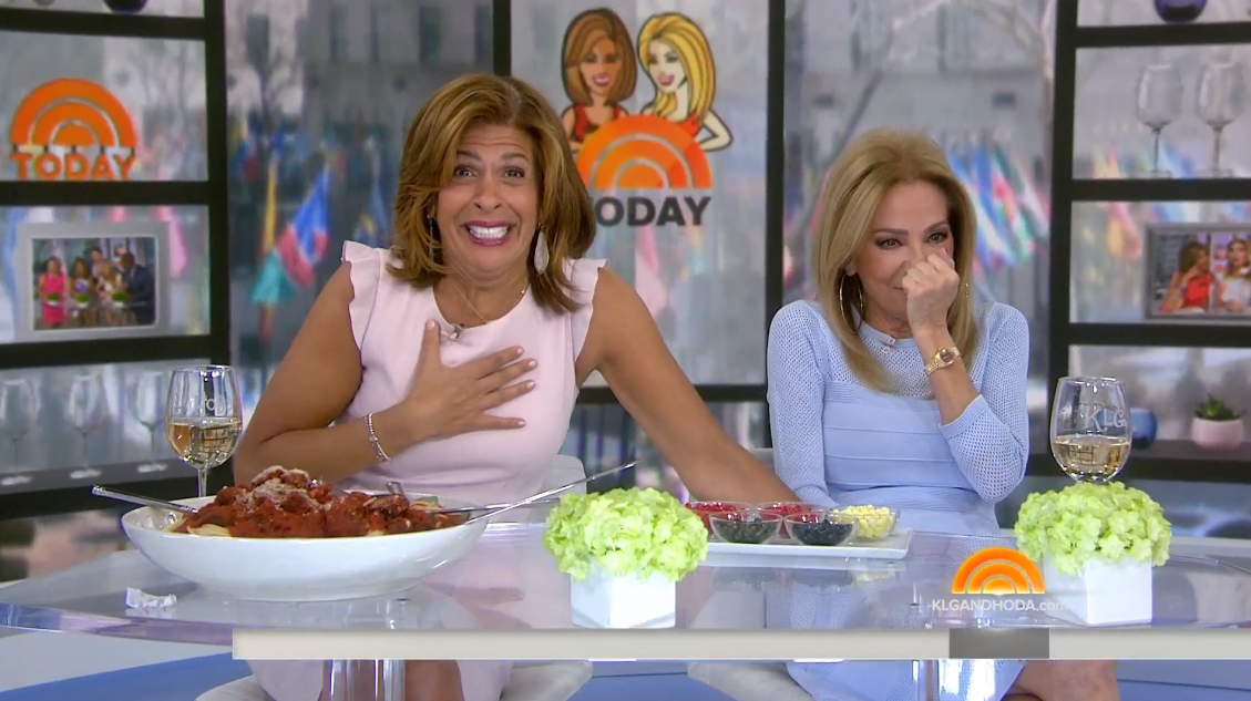 'Today' Fans In Hysterics as Show Goes 'Off The Rails'