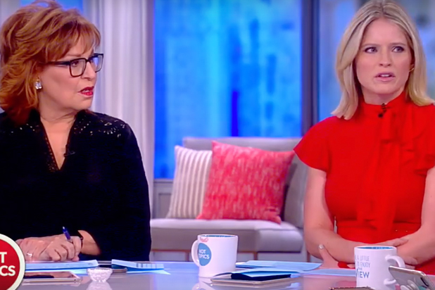 'The View' Fans Slam Co-Host Over 'Offensive' Sally Hemings Comment