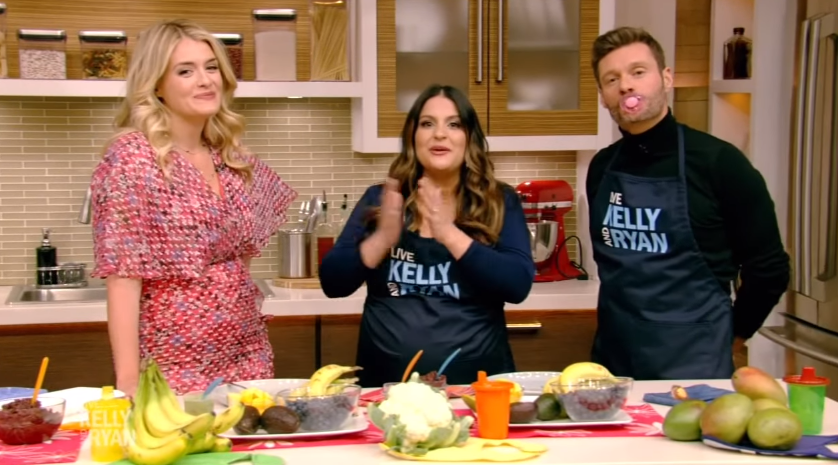 'Live' Fans Thrilled as Former 'The Chew' Co-Host Appears on Show