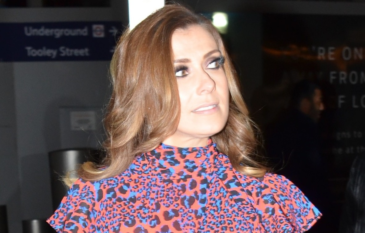 """Kym Marsh reveals """"scary"""" illness that led to brain scan - and no diagnosis"""