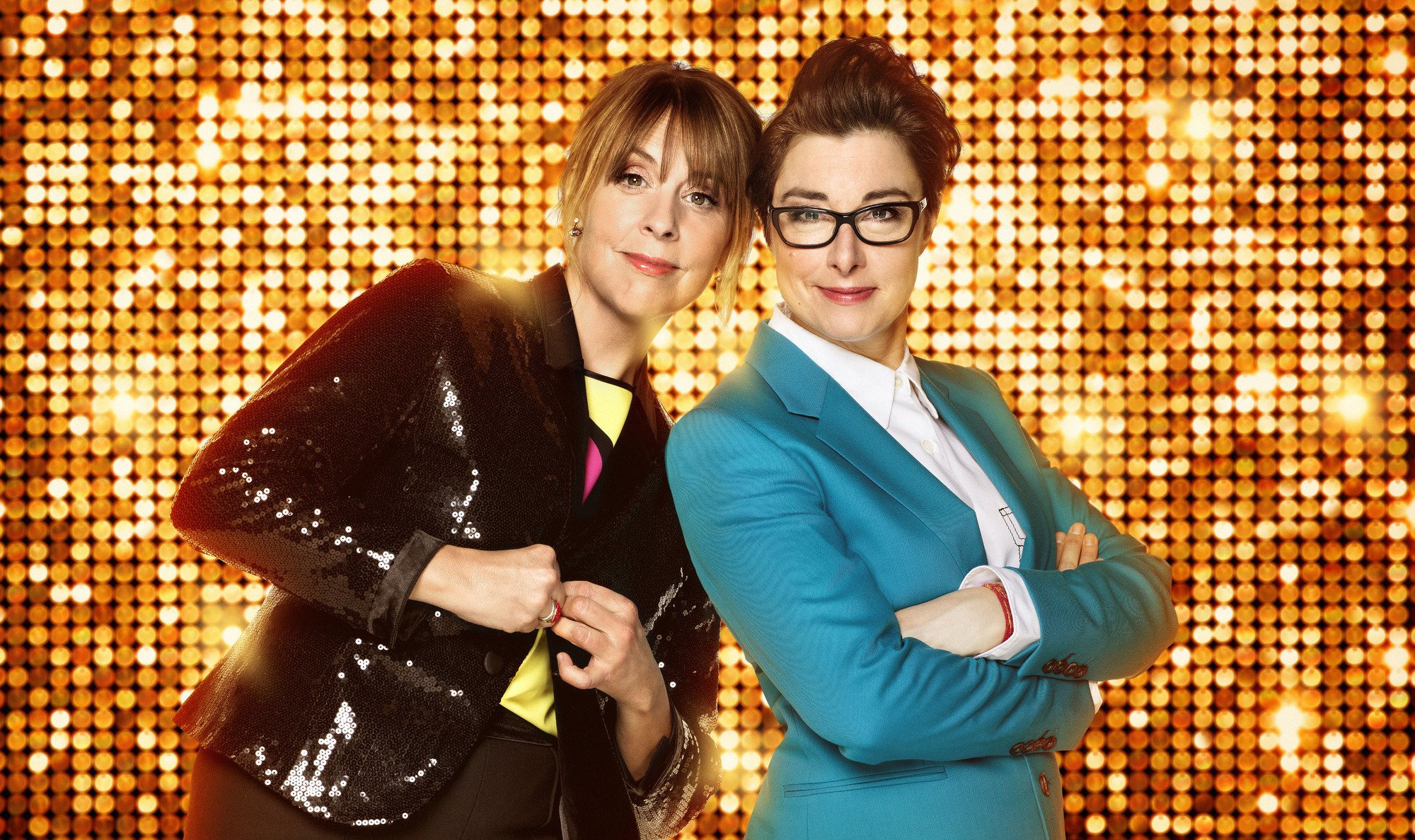 Sue and Mel's reboot of The Generation Game starts next week forecast