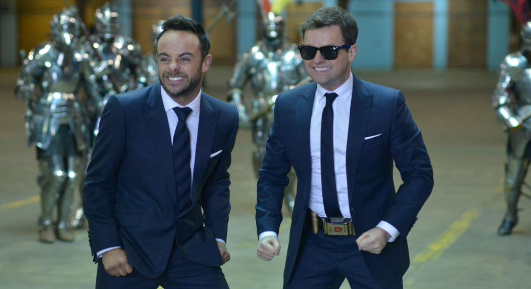 Simon Cowell wants Ant and Dec reunited for Britain's Got Talent