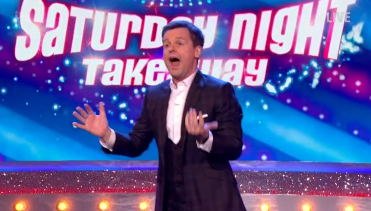 Saturday Night Takeaway announces TWO more special guests for finale