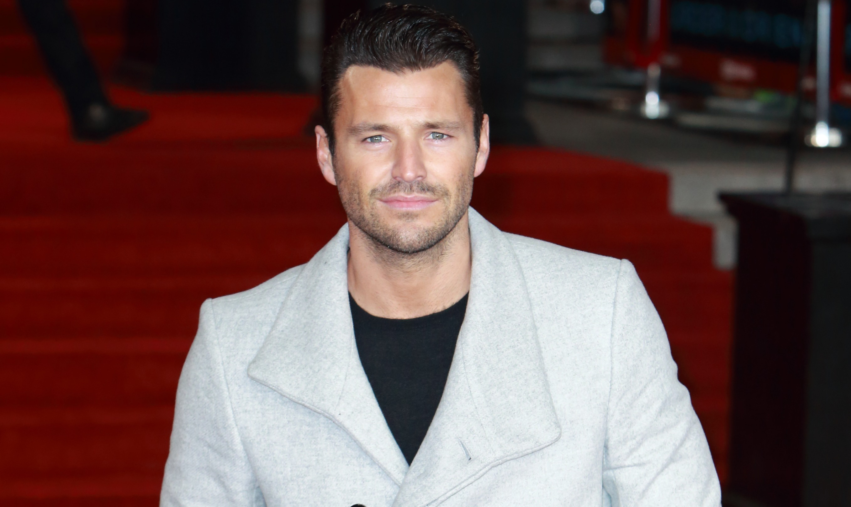 Mark Wright's Baywatch moment