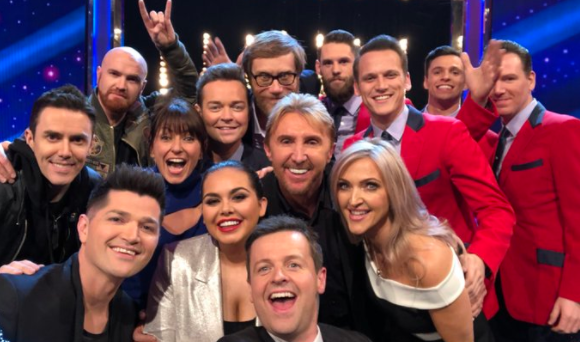 Dec admits he barely slept ahead of presenting Saturday Night Takeaway solo