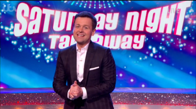 ITV's big call: Ant McPartlin will return to Britain's Got Talent