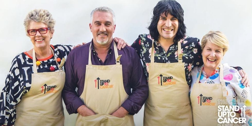 Bake Off stars 'paid to appear in fundraising cancer special episodes made donations to charity'