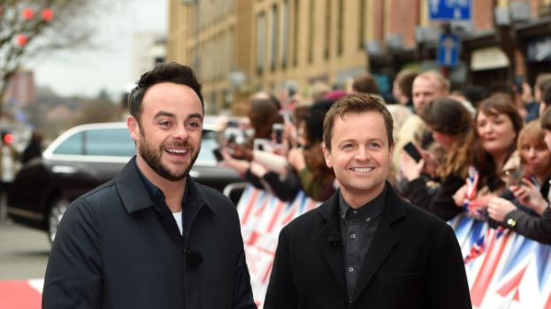 Ant McPartlin and Declan Donnelly plot TV comeback