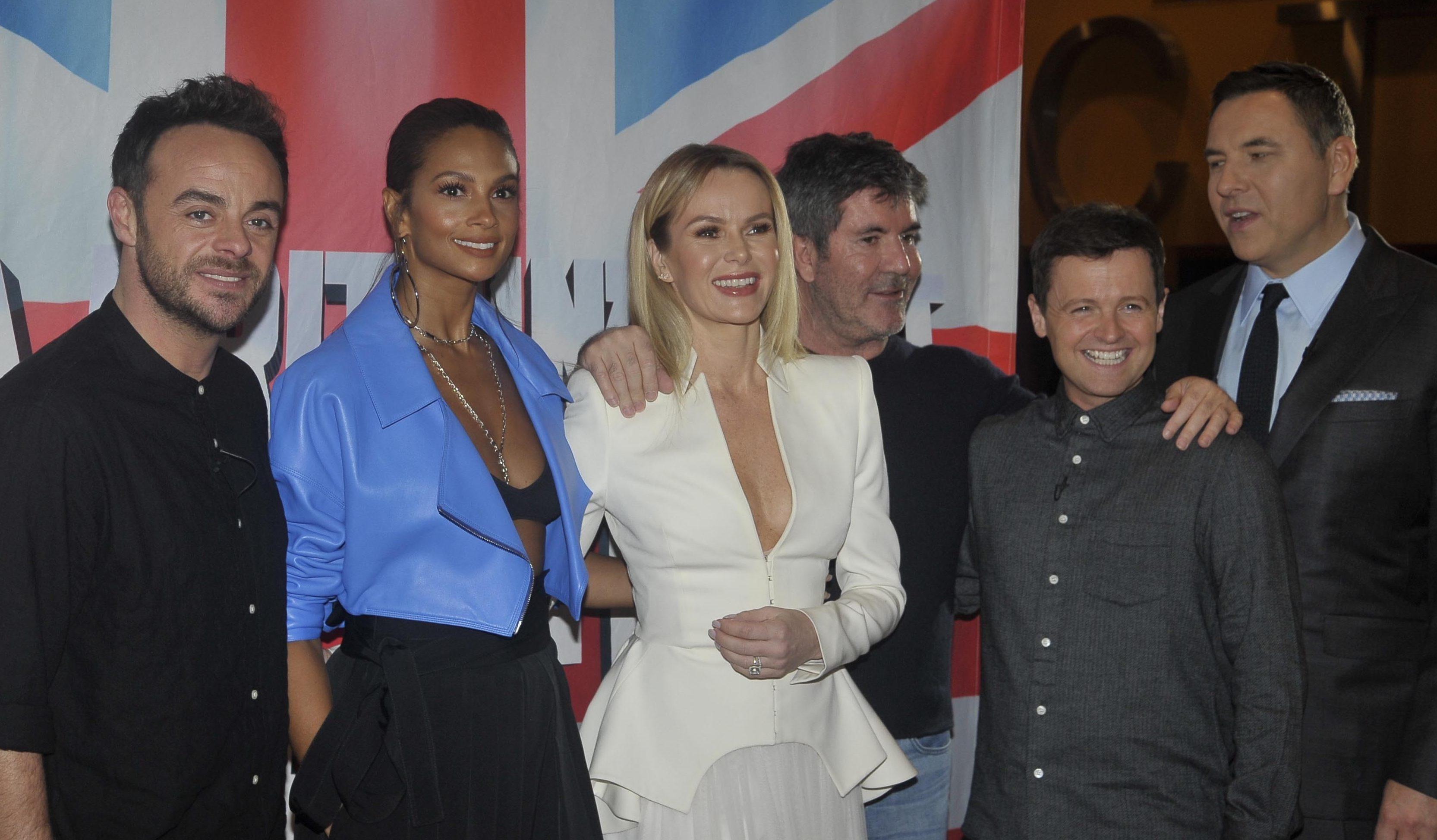 Amanda Holden on her Britain's Got Talent future