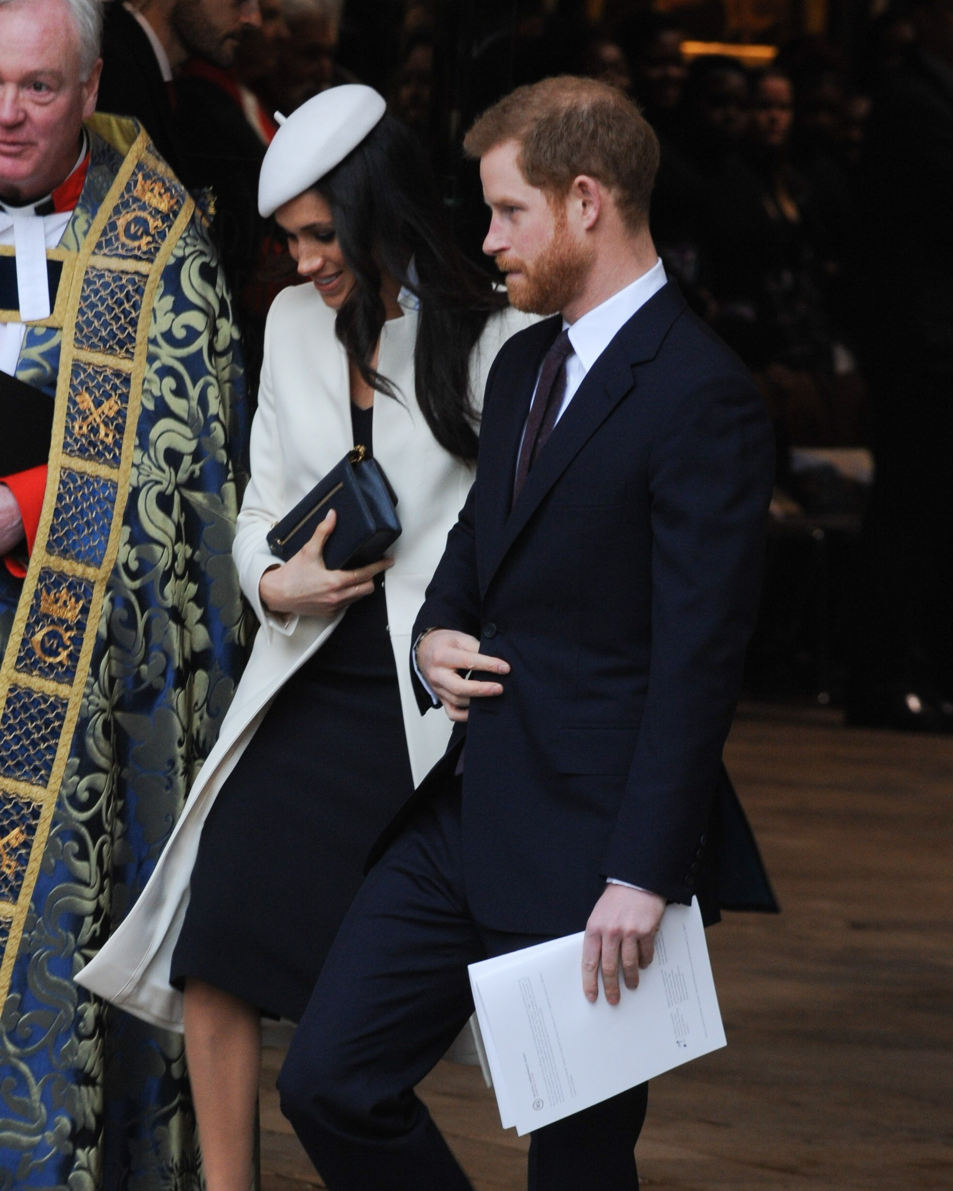 Meghan Markle and Prince Harry will marry on May 19 at St. George's Chapel at Windsor Castle