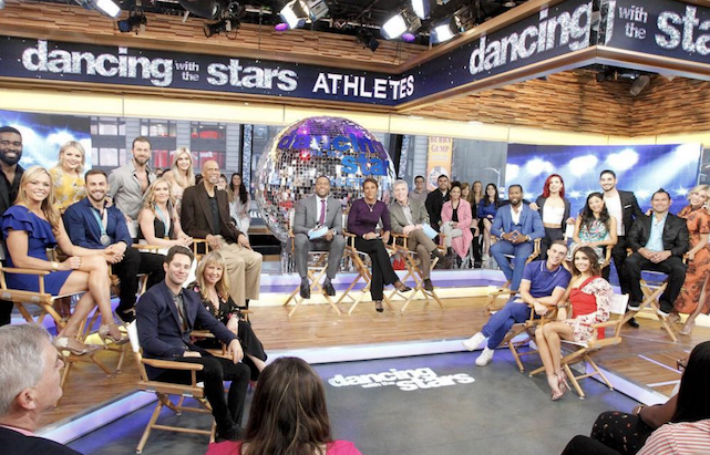 'DWTS' Contesant Prohibited from Promoting Herself During Season