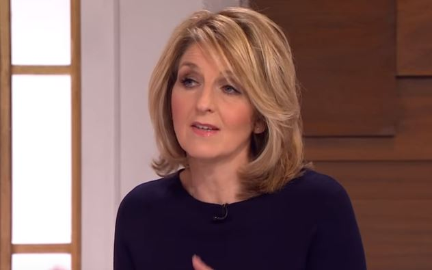 Kaye Adams shocks Loose Women viewers with her pants!