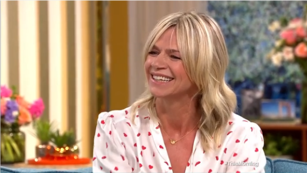 Zoe Ball reveals why she's not trusted with any Strictly secrets