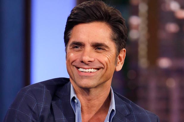 John Stamos Tears Up During Discussion on Fatherhood: 'I'm So Emotional'