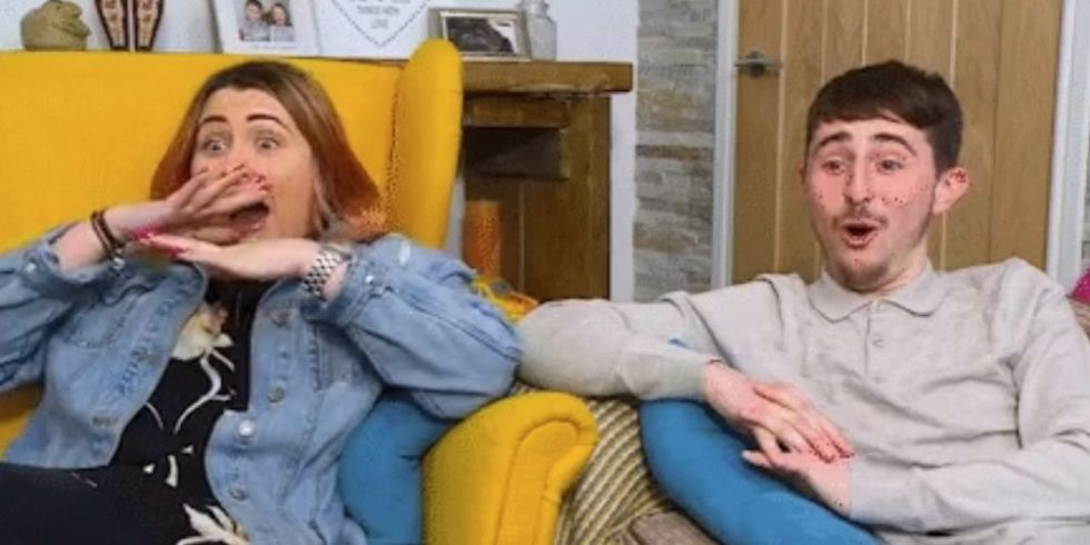 Bull-fertility scenes leave Gogglebox stars – and viewers – totally grossed out
