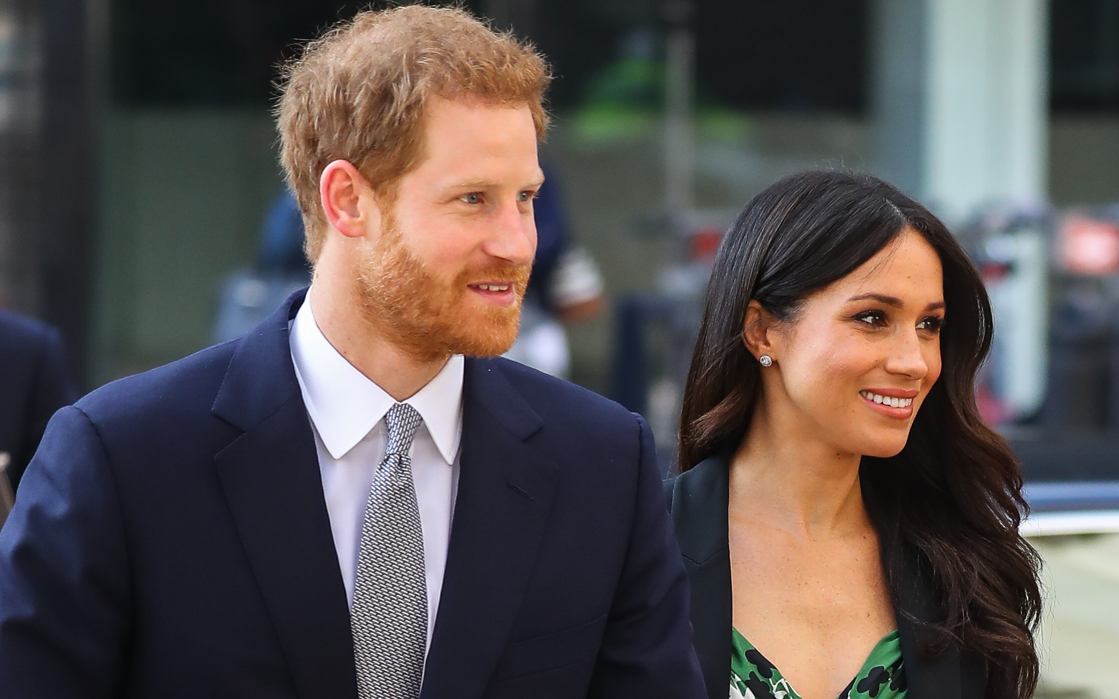 First look at Prince Harry and Meghan Markle's wedding cake