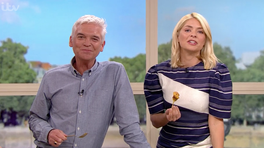 This Morning viewers fume over show's 'diss' of St George's Day