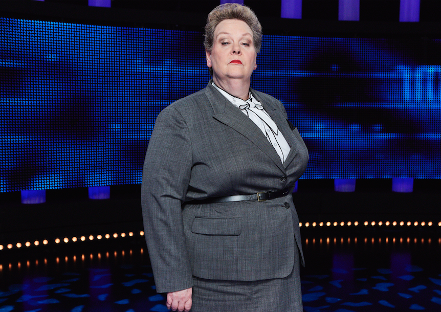 Anne Hegerty addresses her sexuality