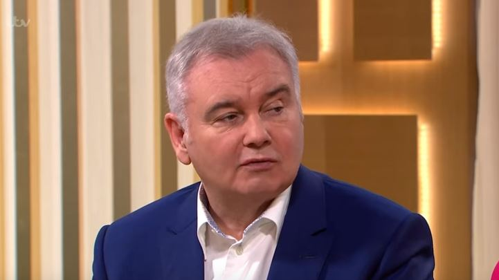 Eamonn Holmes reveals he's suffering from painful inflammatory condition