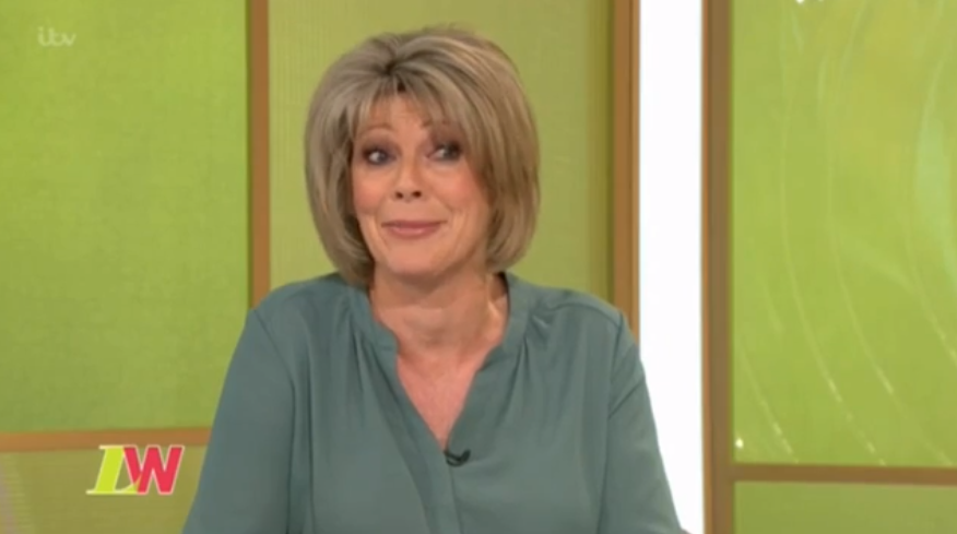Ruth Langsford jokes about inspiring Duchess Of Cambridge's outfit