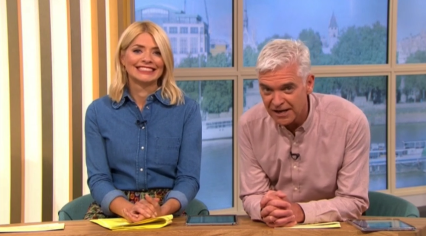 This Morning viewers in hysterics as show suffers massive technical blunder