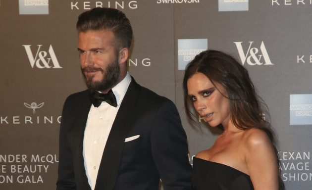 David Beckham appointed Ambassadorial President of British Fashion Council
