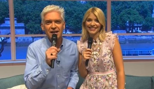 Phillip Schofield and Holly Willoughby make huge This Morning vow