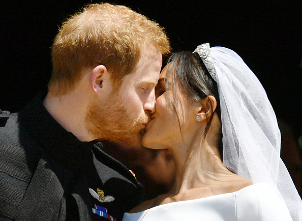 Royal Wedding Photographer Bribed Kids With Smarties