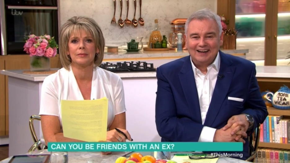 This Morning caller makes cheeky remark to Eamonn Holmes about Ruth