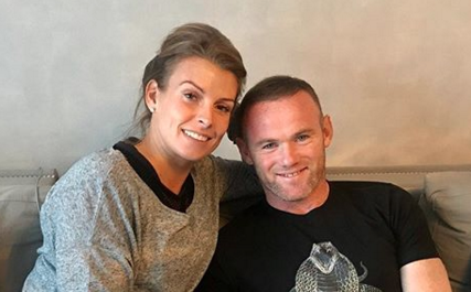 Wayne Rooney shares rare family pic on Insta