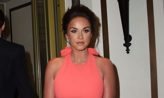 Vicky Pattison offers support to Ant McPartlin