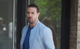 Paddy McGuinness reveals he has arthritis at 44