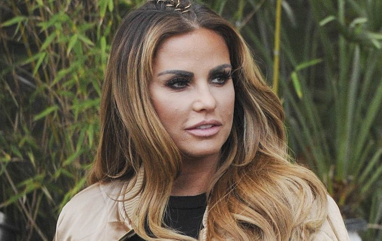 Katie Price accuses Kieran Hayler of cheating with 19-year-old shop worker
