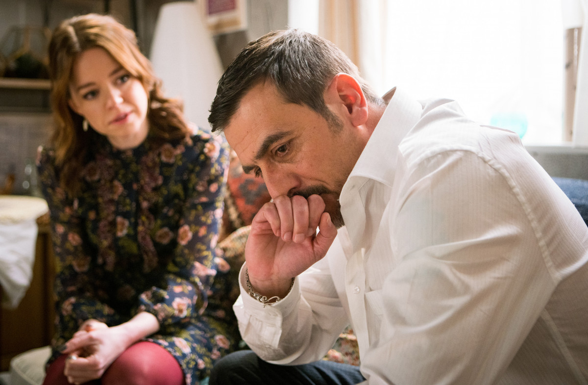 Toyah lies to win Peter back in tonight's Corrie