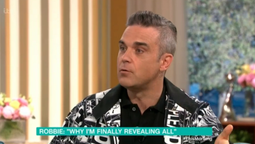 Robbie Williams addresses World Cup opening ceremony controversy