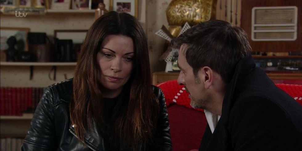 Coronation Street: Carla and Peter reunited - which means trouble!