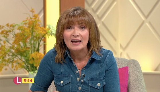 Lorraine Kelly reveals how exercise changed her life
