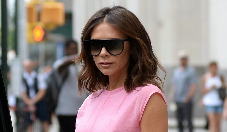 """Victoria Beckham """"beats herself up"""" over being the best mum and wife"""