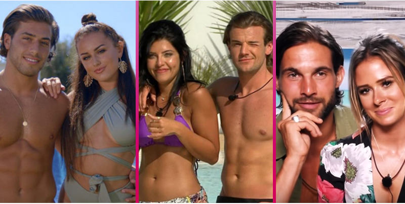 Love Island couples: where are they now?