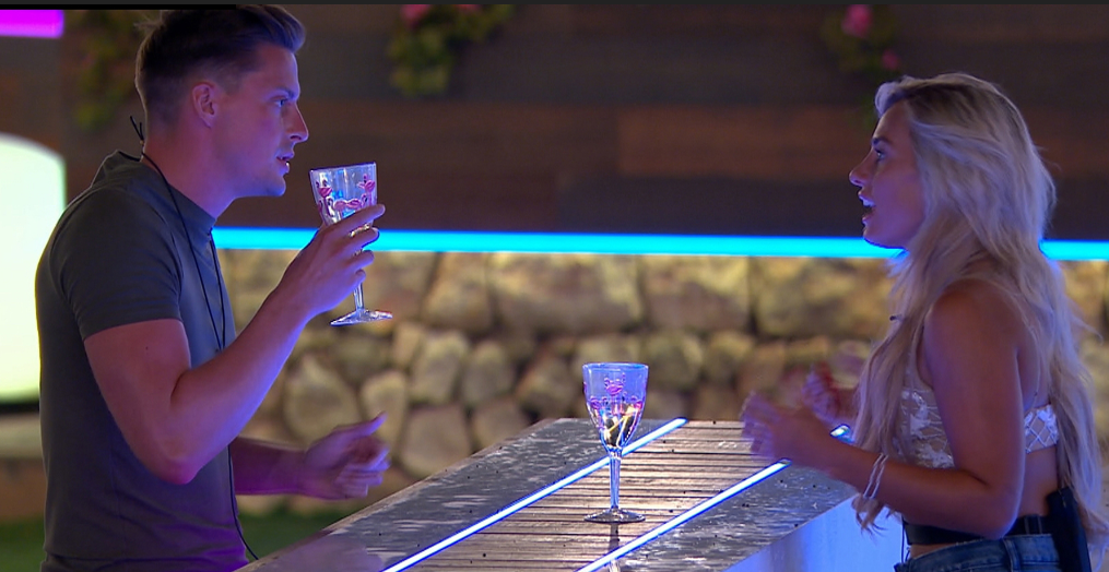 Love Island SPOILER: Alex loses it over 'rude' Ellie