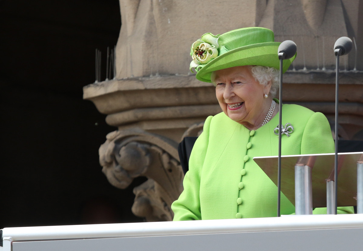 Queen Elizabeth II Feeling 'Under the Weather,' Skips Church Service