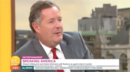 Piers Morgan makes shock claim about Holly Willoughby