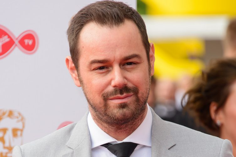 "Danny Dyer signs ""golden handcuffs"" contract with the BBC"