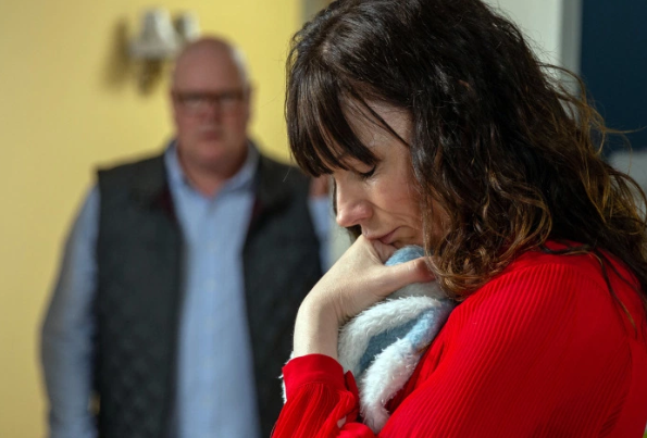 Emmerdale's Lucy Pargeter reveals Chas' baby death will surprise viewers