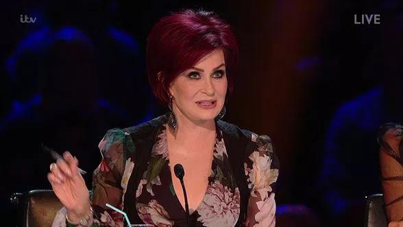 Sharon Osbourne blames Simon Cowell for falling X Factor ratings