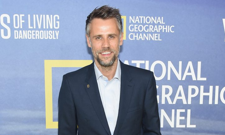 Richard Bacon leaves hospital after near-death experience