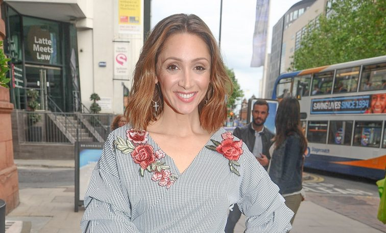 Lucy-Jo Hudson confirms she's got a new fella