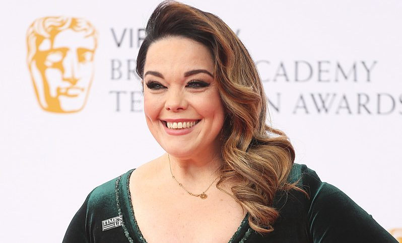 "Lisa Riley says she's ""proud"" of herself as she marks huge milestone"