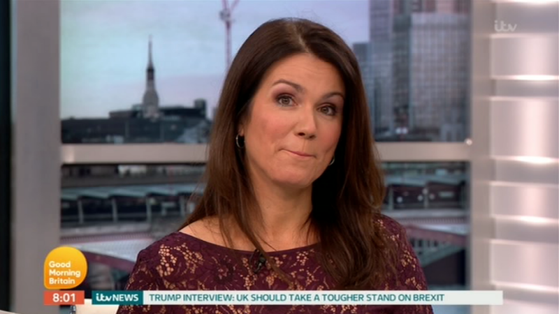Susanna Reid hits back at critics in furious Twitter rant