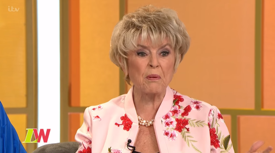 "Gloria Hunniford calls Kate Garraway's marriage confession ""pathetic"""